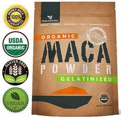 #1 Most Absorbable Organic Gelatinized Maca Root Powder N... https://www.amazon.com/dp/B00KPEUAY2/ref=cm_sw_r_pi_dp_x_cSolybA9894RW