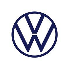 Brand New: New Logo and Identity for Volkswagen done In-house Corporate Design, Corporate Identity, Identity Design, Brand Identity, Vw Logo, Volkswagen Logo, Sound Logo, Car Symbols, Novo Design