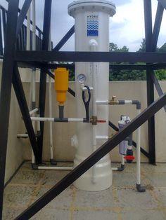 Pemasangan Filter Air Tipe hYDRO 6000 di Jakarta