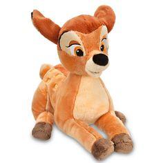 Bambi Plush - Medium - 14''