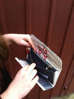 new collection #wallet #purse #mangostinme #ecofashion #eco