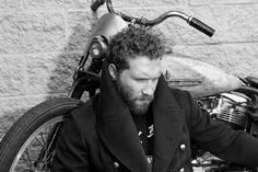 """""""THE COLLISION OCCURRED EARLIER THIS YEAR at the intersection of near-death and self-destruct. Jai Courtney was going about thirty miles an hour on his vintage Bratstyle Honda motorcycle as he crossed Rampart Boulevard onto east 3rd Street. The other..."""