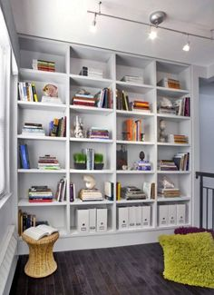 Home-Office-Library-Design-Ideas-Collection-White-Color.jpg (600×828)