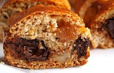 Cheesesteak, Banana Bread, French Toast, Muffin, Meat, Baking, Breakfast, Ethnic Recipes, Desserts