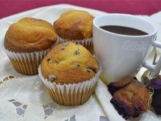 Pasdulce - Pasteleria artesanal - Magdalenas Horeca.  Magdalenas ideales para un desayuno completo, bizcocho de gran calidad. Variedades: Tradicional, con Pepitas de Chocolate, 0% Azúcar.
