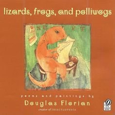 From transparent glass frogs and ravenous rattlesnakes to sticky geckos and stressed-out skinks, this slithery spectacle showcases once again Douglas Florian's incomparable skill for making poetry informative, fun--and irresistible!