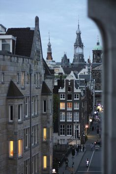 Amsterdam, The Netherlands by Vincent Gosselin