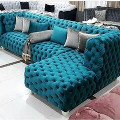 Lovely sofa going for a pocket friendly price 🤩🤩 . Available in different colors For order WhatsApp 08034175267 . Delivery takes .
