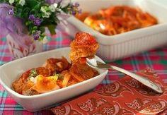 Рецепт горбуши запеченной в духовке