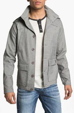 Trim Fit Military Jacket - Kane & Unke