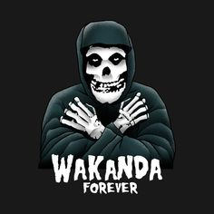 Check out this awesome 'Wakanda+Forevar' design on @TeePublic!