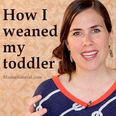 5 Tips On Gently Weaning Toddler - Mama Natural Weaning Breastfeeding, Breastfeeding Toddlers, Breastfeeding Nutrition, Breastfeeding Bottles, Stopping Breastfeeding, Weaning Toddler, Baby Weaning, Baby Wont Take Bottle, Bringing Up Bebe
