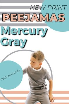 Mercury Gray is not just another pajama design, but THE BEST overnight potty training pants for every boys! It is the perfect diaper alternative and the best product to use for potty training because it is environmentally friendly. Essentially, they are pajama bottoms with a high-tech cloth diaper built in. This pajamas are 100% reusable and will surely love by your toddlers! #PottyTrainingClothTrainers #OvernightPottyTrainingPants #NighttimePottyTrainingPants #ToddlerPottyTrainingLifeHack
