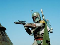 Boba Fett... He didn't do much, but he looked sick anyway.