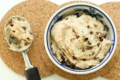 White Bean Cookie Dough [for gaps - leave out baking soda]