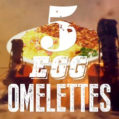5 Egg Omelettes | Corky's Homestyle Kitchen and Bakery | Recipes for Life™
