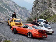 40 Incredibly Cool Photos Of The Porsche 911 « Airows Porsche Motorsport, Porsche 930, Porsche 911 Turbo, Porsche Sports Car, Porsche Models, Porsche Cars, Ferdinand Porsche, Rolls Royce, Le Mans
