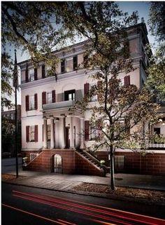 The Juliette Gordon Low Birthplace: Savannah, GA.