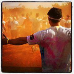 The Color Run en Australie - Evénement auquel j'aimerais participé ou que j'aimerais organisé. On peut trouver cet événement un peu partout dans le monde