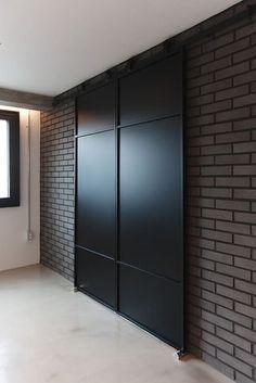 원룸도 멋진 주거공간이 될 수 있다.: 미우가 디자인 스튜디오의 문