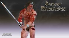 Age Of Barbarian, Sword And Sorcery, Videogames, Video Games, Video Game