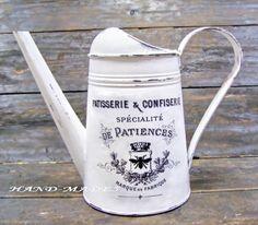 """Старение в стиле """"French Vintage"""": короб для специй или лейка на выбор - Ярмарка Мастеров - ручная работа, handmade"""