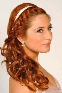 10 Hairstyles for Prom You Never Want to Miss ~ Cute Girl Hairstyles