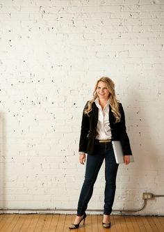 Michele Romanow co-founder of SnapSaves, head of marketing for Groupon in Chicago and Dragon's Den judge