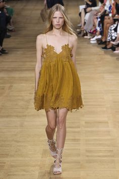 Chloé ready-to-wear Spring/Summer 2015