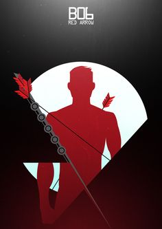 Young Justice Designation: B06 Red Arrow ummm is this Red Arrow or the Speedy/Arsenal red arrow???
