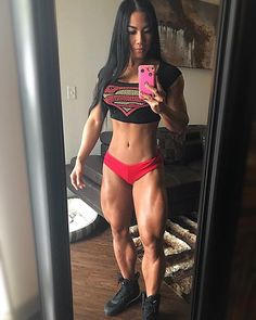 #11 Tina Nguyen - Only Ripped Girls