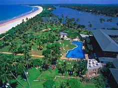 Bentota Beach Hotel Bentota - Aerial view
