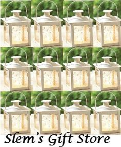Lot of 12 Tabletop Lanterns Lamp candleholder wedding patio garden party decor  http://stores.ebay.com/Slems-Gift-Store *OR* order directly from me at dslem3@yahoo.com and receive 20% off any item in the store!