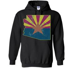 Cool Vintage Distressed Arizona State Outline Flag ShirtFind out more at https://www.itee.shop/products/cool-vintage-distressed-arizona-state-outline-flag-shirt-pullover-hoodie-8-oz-b01ctbaf8e #tee #tshirt #named tshirt #hobbie tshirts #Cool Vintage Distressed Arizona State Outline Flag Shirt