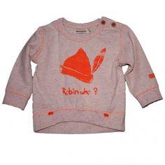 Imps & Elfs baby jersey shirt lange mouw