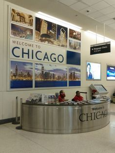 Chicago Midway International Airport (MDW) in Chicago, IL