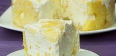 Tort de iaurt cu ananas – Cel mai gingas tort fara coacere, merita sa-l incercati Cacao Powder Benefits, Romanian Desserts, Cacao Recipes, Cacao Nibs, Love Chocolate, Food Art, Vanilla Cake, Bakery, Cheesecake