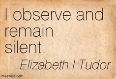 Queen Elizabeth I quote