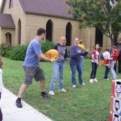 Pass the Pumpkin Halloween Party Games Anything picture