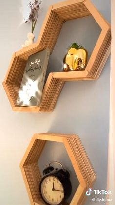 Diy Room Decor Videos, Cute Diy Room Decor, Diy Crafts For Home Decor, Diy Crafts For Gifts, Diy Wall Decor, Diy Bedroom Decor, Diy Décoration, Handmade Home, Diy Wall Art