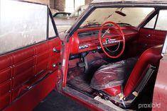 Lambrecht Chevrolet Dealer | Lambrecht Chevrolet 1963 Impala Interior