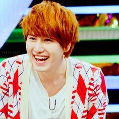 Su hermosa sonrisa *-* ♡