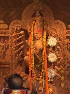Durga Puja, Painting, Art, Art Background, Painting Art, Kunst, Gcse Art, Paintings, Painted Canvas