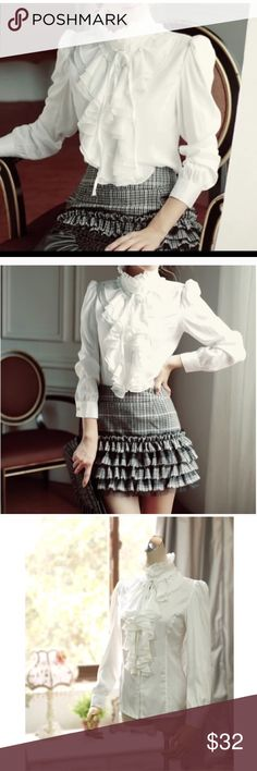 🎊🎊Madam Highness🎊🎊 Very wonderful dress top really nice and perfect for a professional setting. Tops