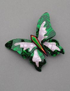 Lea Stein Insectos y flores # 16