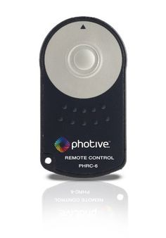 Amazon.com: Photive RC-6 Wireless Shutter Release For Canon Digital Rebel T5i, T4i, T3i, T2i, T1i, XT, Xti, 5D Mark II, 7D (Canon RC-5 & RC-6 Replacement): Camera & Photo
