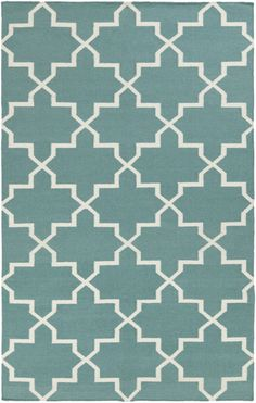 Bring a colorful and elegant look to your residence by adding this Artistic Weavers York Reagan Teal Indoor Accent Rug. Inexpensive Area Rugs, Teal Rug, Fluffy Rug, Geometric Rug, Accent Rugs, Throw Rugs, Woven Rug, Pattern Fashion, Vintage Rugs