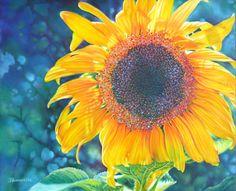 Jeannie Vodden ArtSlideshow « Album all « Gallery floral « » Online Gallery