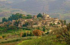 20 pueblos de la Toscana                                                                                                                                                     Más