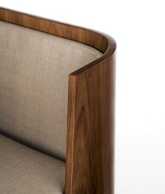 Lovely. Is the curve created by layering 3mm forming ply on a mould and then laminating in the veneer?